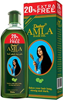 Dabur Amla Hair Oil, 240 ml