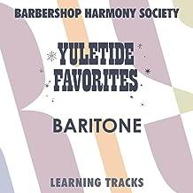 Yuletide Favorites Learning Tracks (Baritone)