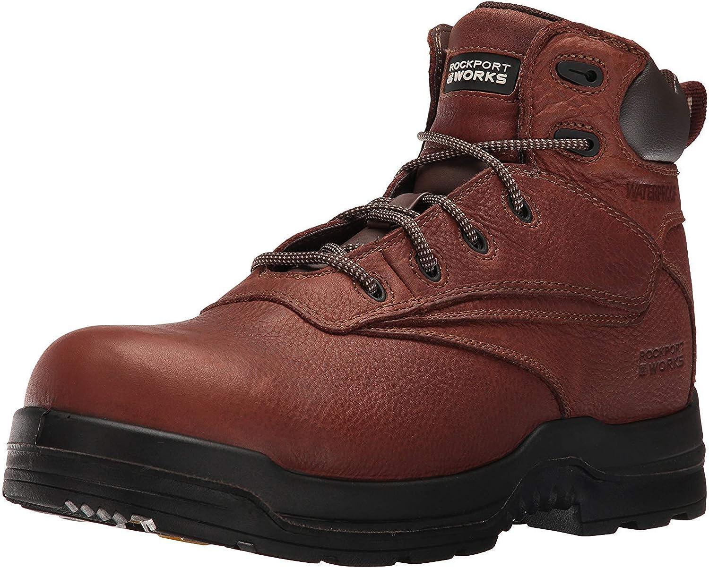 Rockport Work Department store Men's RK6628 Super intense SALE Boot