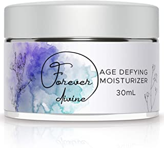 Forever Divine - Age Defying Moisturizer Skin Cream - Face Cream, Neck & Décolleté for Anti-Aging, Wrinkles, Age Spots, Skin Tone, Firming, and Dark Circles - Skin Care - Anti Wrinkle