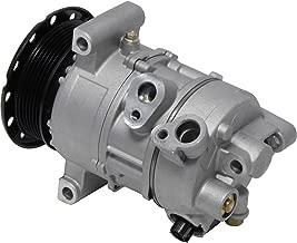 SINOCMP 5SE12C Auto AC Compressor 5058228AI Air Condition Compressor Air Conditioning Compressor AC Compressor Clutch Assy for Dodge Caliber Jeep Patriot Jeep Compass, 3 Month Warranty