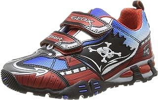 Geox Junior Light Eclipse 20 Sneaker (Toddler/Little Kid/Big Kid)