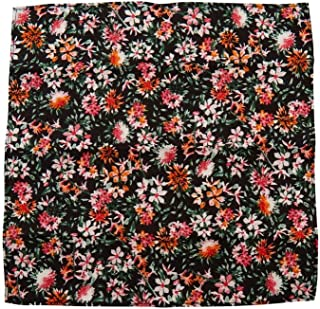 Connor Men's Floral Pocket Square for Going Out Smart Occasionwear
