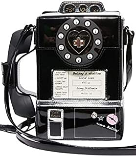 77a05e857b27 Amazon.com: Betsey Johnson phone: Clothing, Shoes & Jewelry