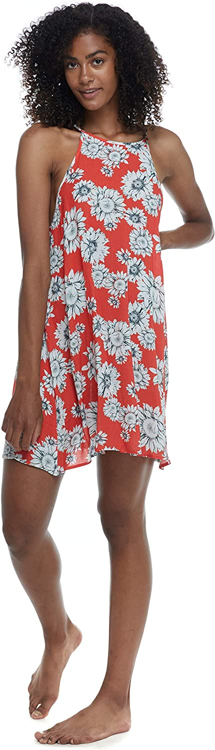 Sarah High Neck Rayon Dress All items in the store Standard Up Cover Eidon Max 42% OFF Women's