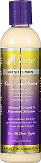 بلسم ميدلي كيدز فروت فريش ليمون فريش من ذي ماين تشويس - معالجة الشعر لترطيب وتغذية شعرك (236 مل)