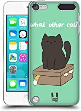 Head Case Designs What Other Cat Ceiling Cat Vs Basement Cat Hard Back Case Compatible for iPod Touch 5G 5th Gen