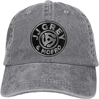 JJ Grey & Mofro Logo Adult Cowboy Hat Adjustable Casquette Trend Baseball Cap Black