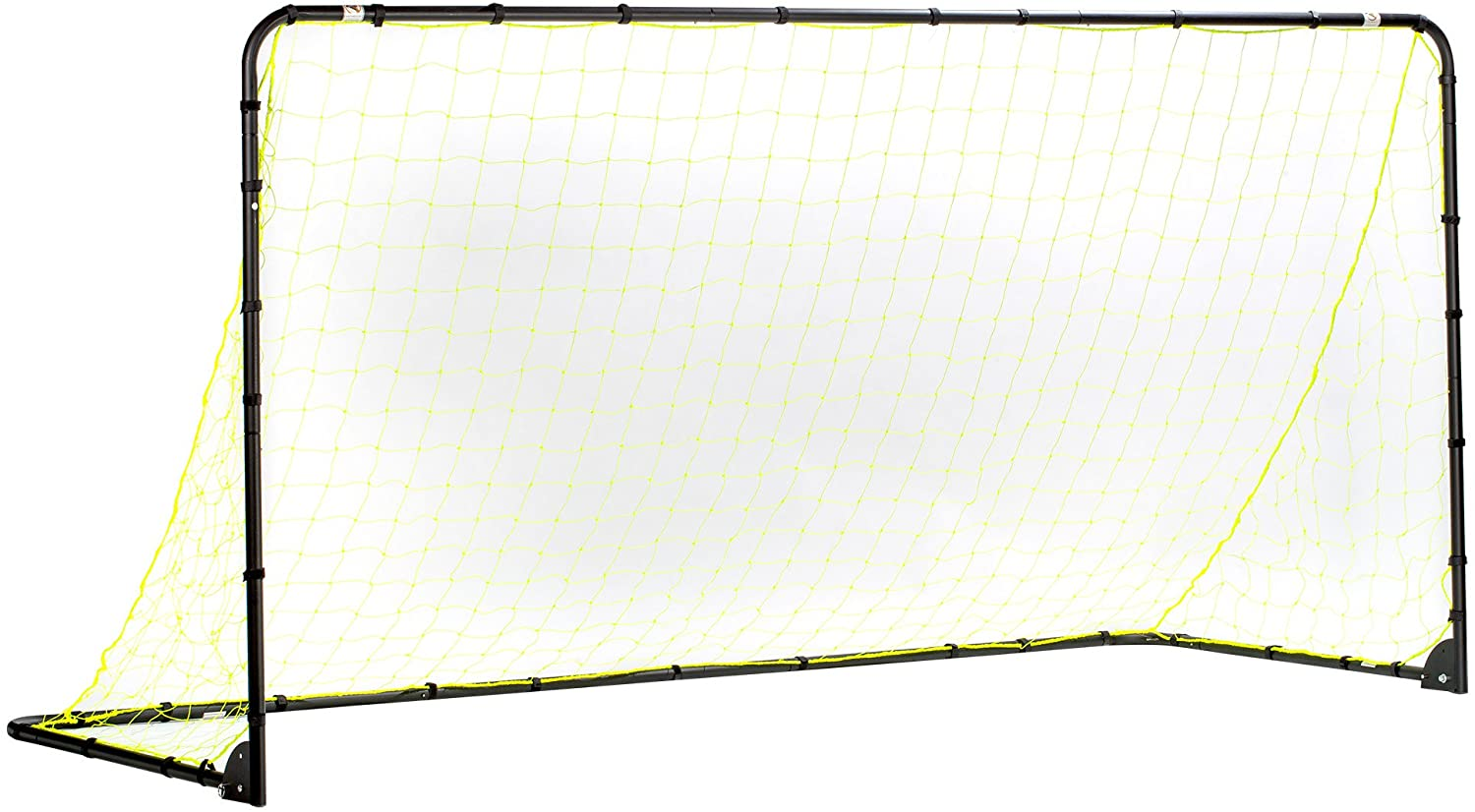 Franklin Sports Premier Steel High We OFFer at cheap prices material Soccer Backyard - Goal Folding Soc