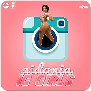 aidonia ig girls