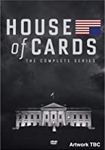 House of Cards - Season 01 / House of Cards - Season 02 / House of Cards - Season 03 / House of Cards - Season 04 / House of Cards - Season 05 / House of Cards - Season 06 - Set [Reino Unido] [DVD]