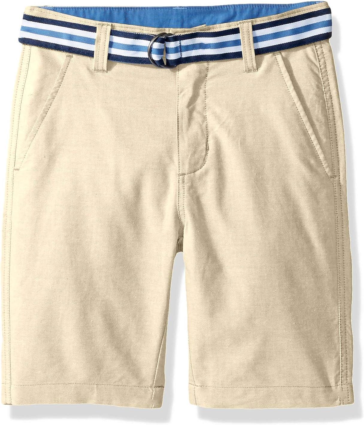IZOD Boys' Belted Short