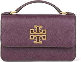 Tory Burch Women's Britten Mini Top Handle Bag