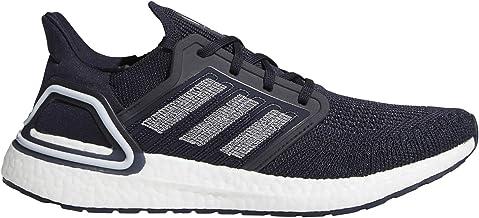 adidas Men's Ultraboost 20 Running Shoe, Ink/Ink/White, 7 D (M)
