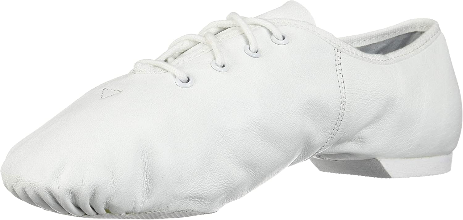 Danzcue Womens Leather Selling rankings Lace Shoes trust Jazz up