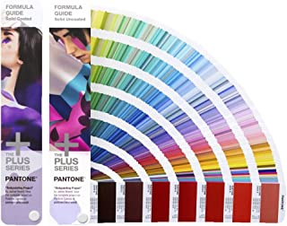 Pantone Coated & Uncoated GP1601N Formula Guide, Set