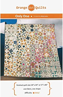 orange dot quilts