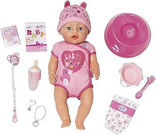 comprar comparacion Baby Born Soft Touch Girl 43cm - Muñecas (Rosa, Femenino, Chica, 3 año(s), 430 mm, 330 mm)