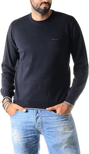 Arhommei Jeans - Pull 06w95 Kt 12 noir