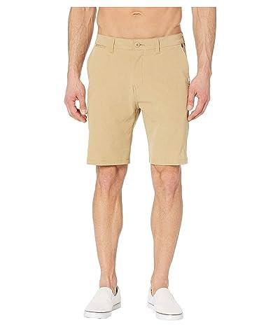 Quiksilver Union Heather Amphibian 20 Shorts (Plage) Men