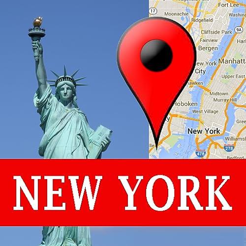 New York Live Stadtplan und GPS