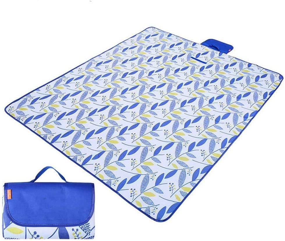 Monkibag Credence Camping Mat Outdoor Oxford Portable Over item handling Picnic Moisture
