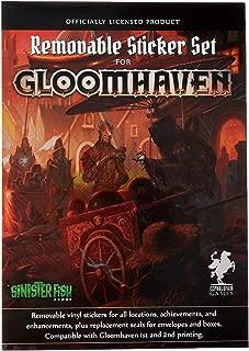 gloomhaven sticker pack