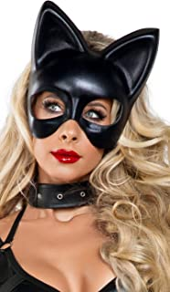 Starline Women's Full Cat Mask Roleplay Costume Accessory