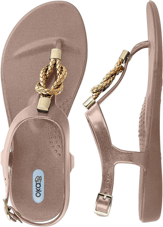 Oka-B New popularity Women's Sandals Ultra-Cheap Deals Neptune