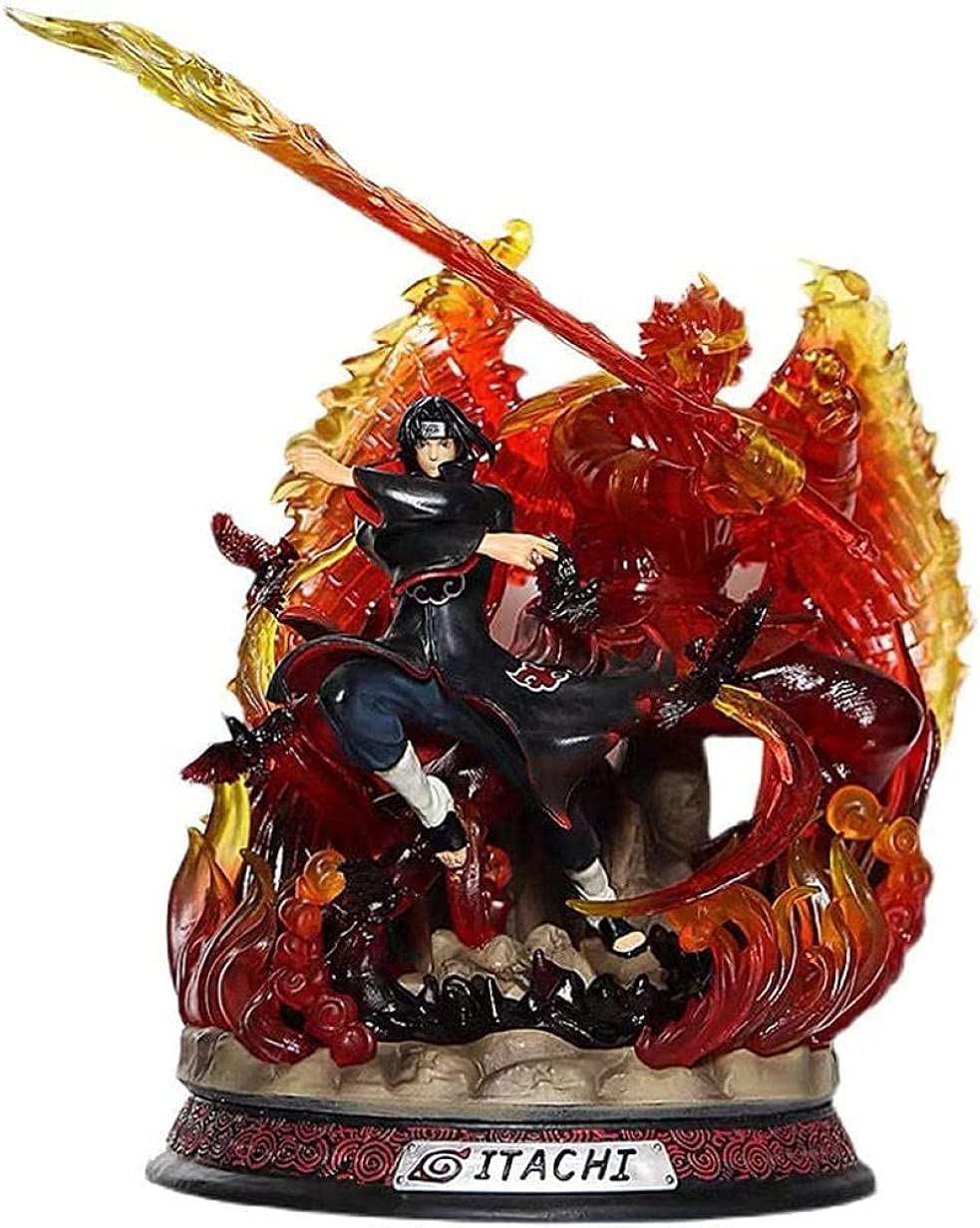 Naruto Washington Mall GK Uchiha Itachi Susano The can Illuminated Body Whole be Ranking TOP9