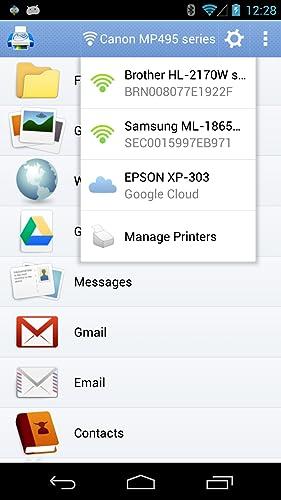『PrintHand Premium - ワンストップモバイル印刷ソリューション』の5枚目の画像