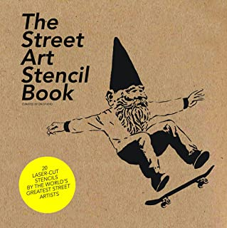 The Street Art Stencil Book