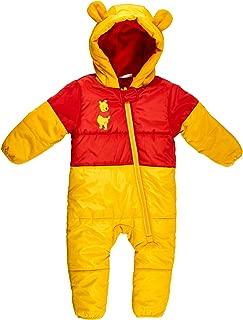 Winnie The Pooh Unisex Baby Snow Suit Costume Onsie