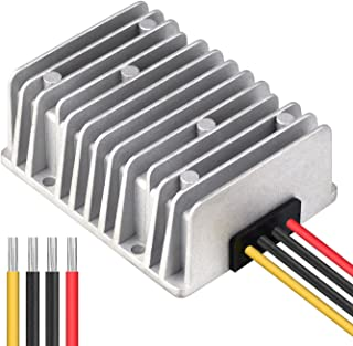 Cllena DC 48V Step Down to 24V 30A 720W Voltage Reducer Converter, Waterproof DC/DC Buck Transformer Power Supply