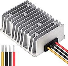Cllena DC/DC 12V to 24V Boost Converter 25A 600W Step Up Voltage Regulator Power Supply Voltage Transformer (Input 10V-16V)