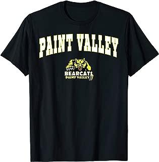 Paint Valley High School BearcatsT-Shirt C2