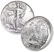 1945 walking liberty half dollar silver content