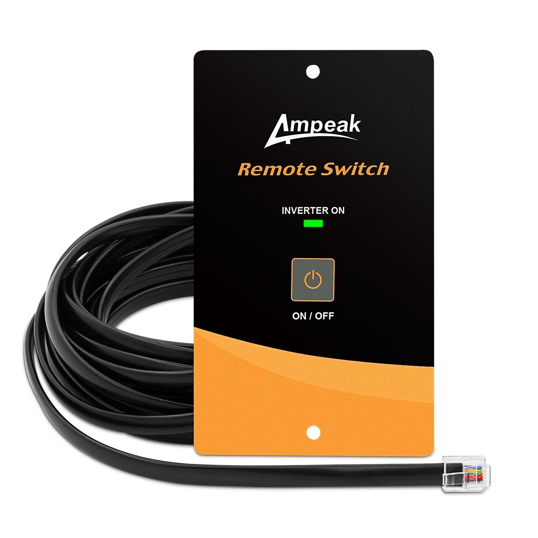 Ampeak Inverter Remote Switch Button