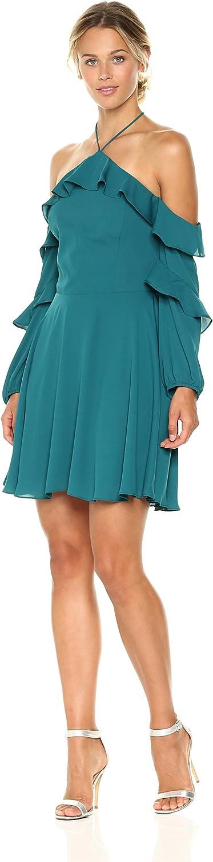 Amanda Uprichard Womens Alma Dress Dress