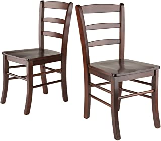 Best Winsome Wood Benjamin Seating, Walnut Review
