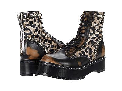 Steve Madden Avenger Boot (Leopard Multi) Women