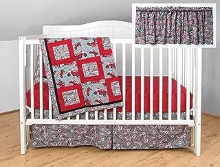 Farmall International Harvester IH Tractor Crib Bedding Nursery Set