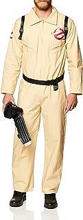 زي جوستباسترز التنكري مع حقيبة ظهر قابلة للنفخ