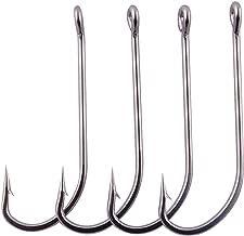 Coarse Carp Match Fishing Barbed Saltwater Hook Stainless Steel Fishing Hooks