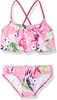 ملابس سباحة Kanu Surf للفتيات Alania Flounce Beach Sport قطعتين