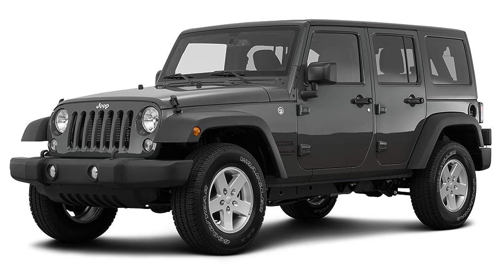 2016 Jeep Wrangler Sahara >> 2016 Jeep Wrangler Sahara 4 Wheel Drive 4 Door Granite Crystal Metallic Clearcoat