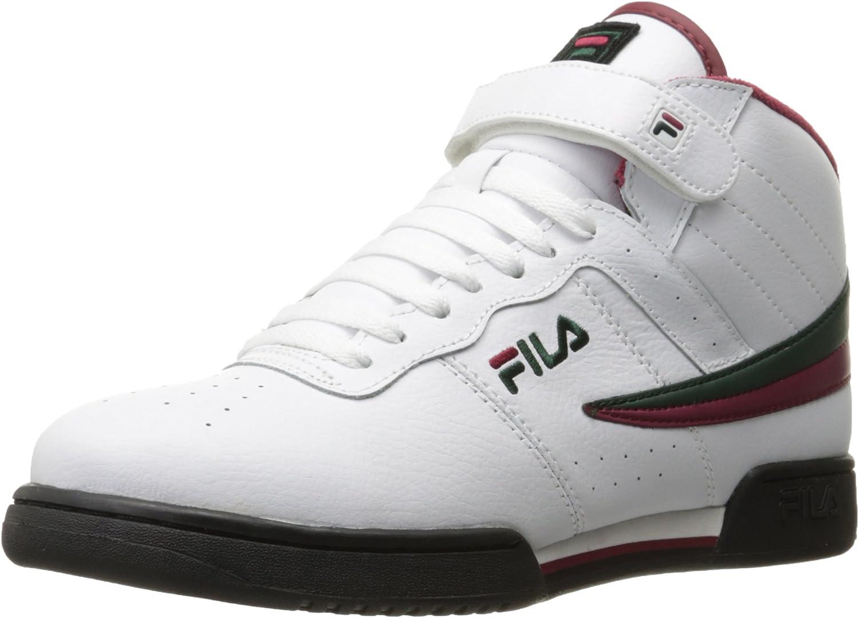 Men's Fila f 13v 11 US M rot, Biking Sycamore Weiß