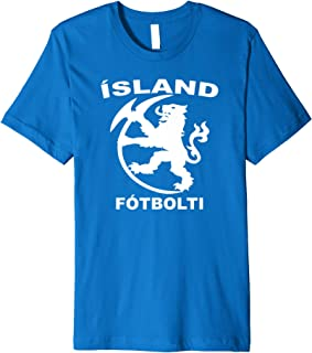 Best iceland t shirt soccer Reviews