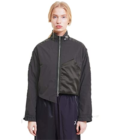 PUMA T7 Fashion Track Full Zip (PUMA Black) Women