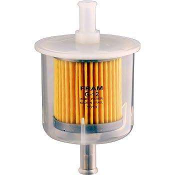 amazon.com: fram g12 in-line fuel filter: automotive  amazon.com
